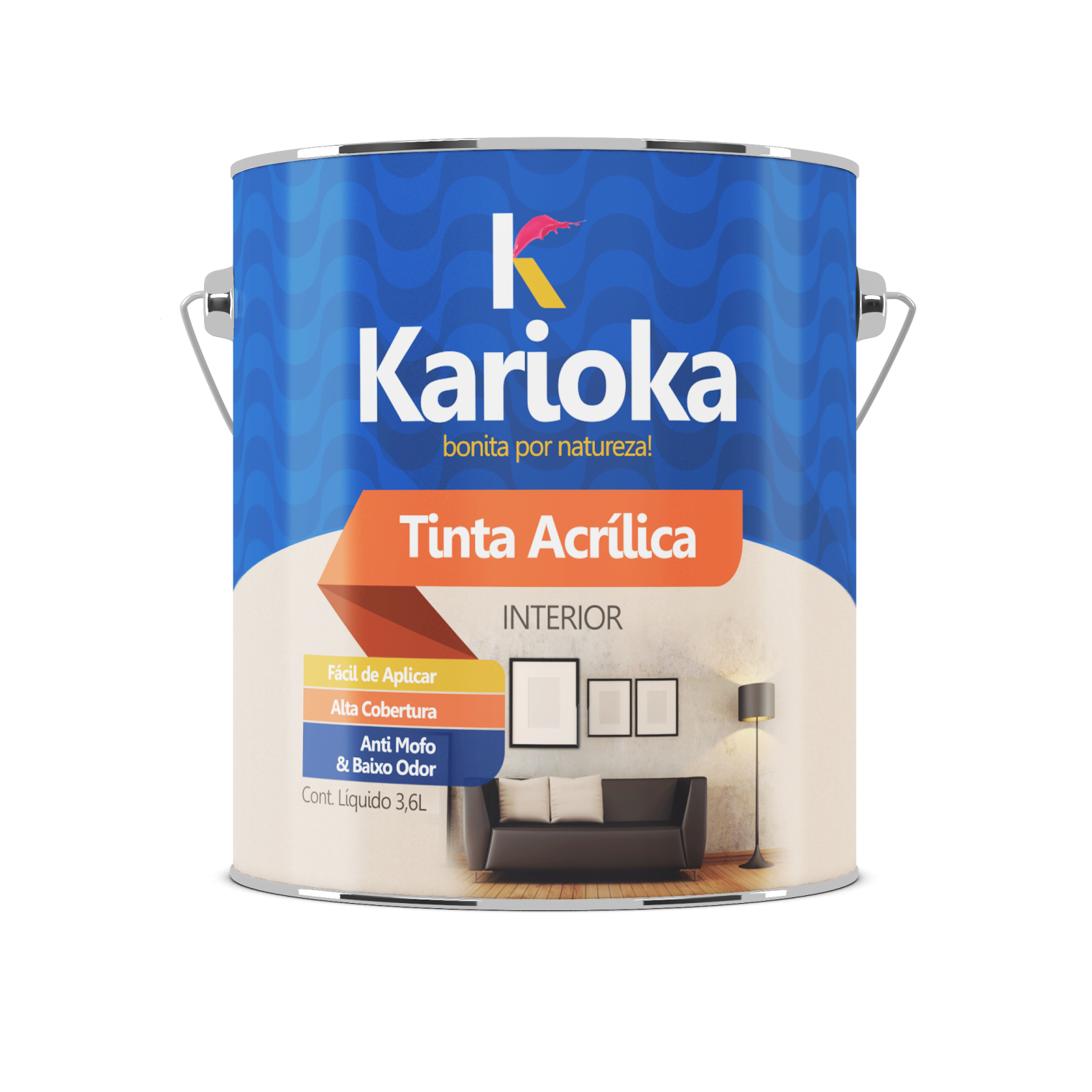 ACRÍLICA INTERIOR KARIOKA