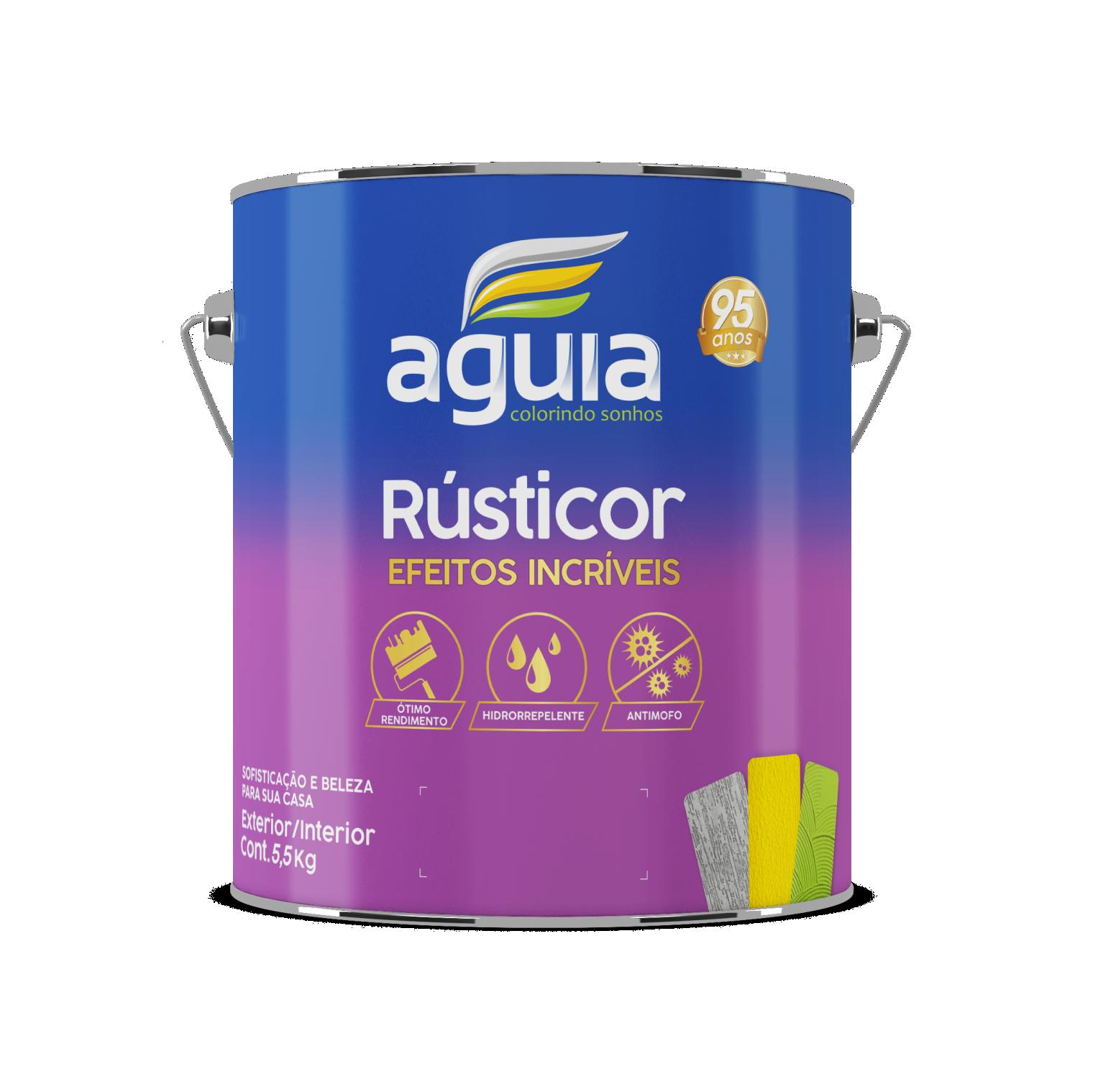TEXTURA RÚSTICOR RISCADO AGUIA